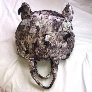 Cute AheaheuM Teddy Bag Tote Bag